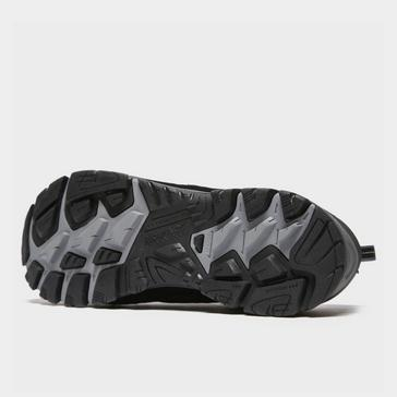Black Regatta Men's Holcombe IEP Low Shoes