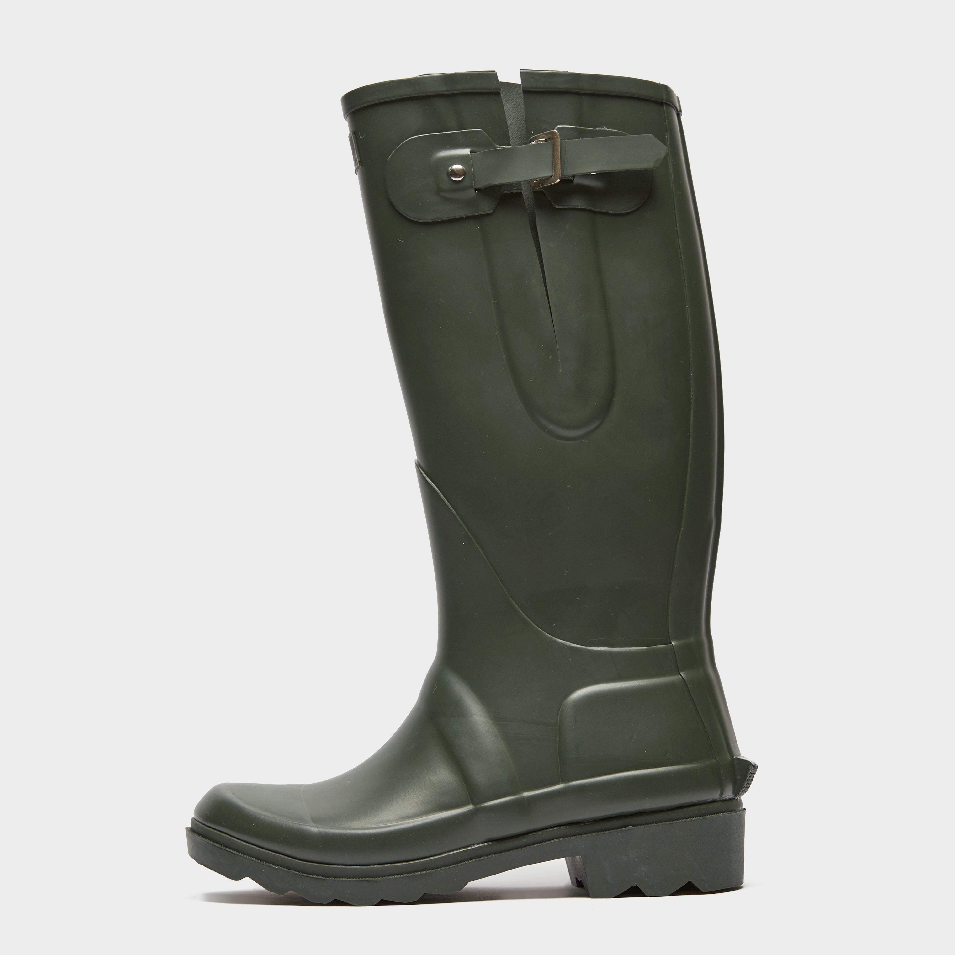 Cotswold Ragley Waterproof Wellington Boot - Green, Green