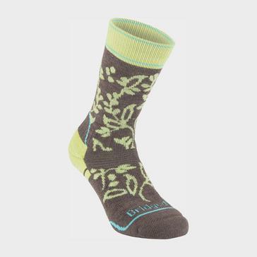 Multi Bridgedale Women's Hike Midweight Merino Endurance Boot Socks