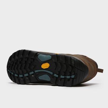 Brown North Ridge Women's Luxor 2 Mid Waterproof Walking Boots