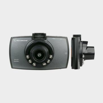 Black Scosche 1080p HD DRV Dash Cam