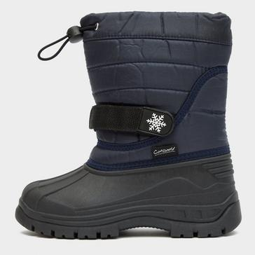 Navy COTSWOLD Kids' Icicle Snow Boot