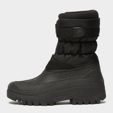 BLACK COTSWOLD Men's Chase Snow Boots