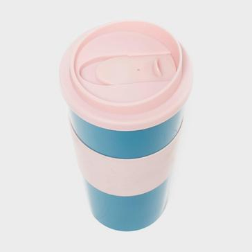 BLUE Handy Heroes Reusable Coffee Cup