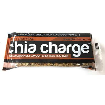 Black Chia Charge Salted Caramel Flapjack 80g