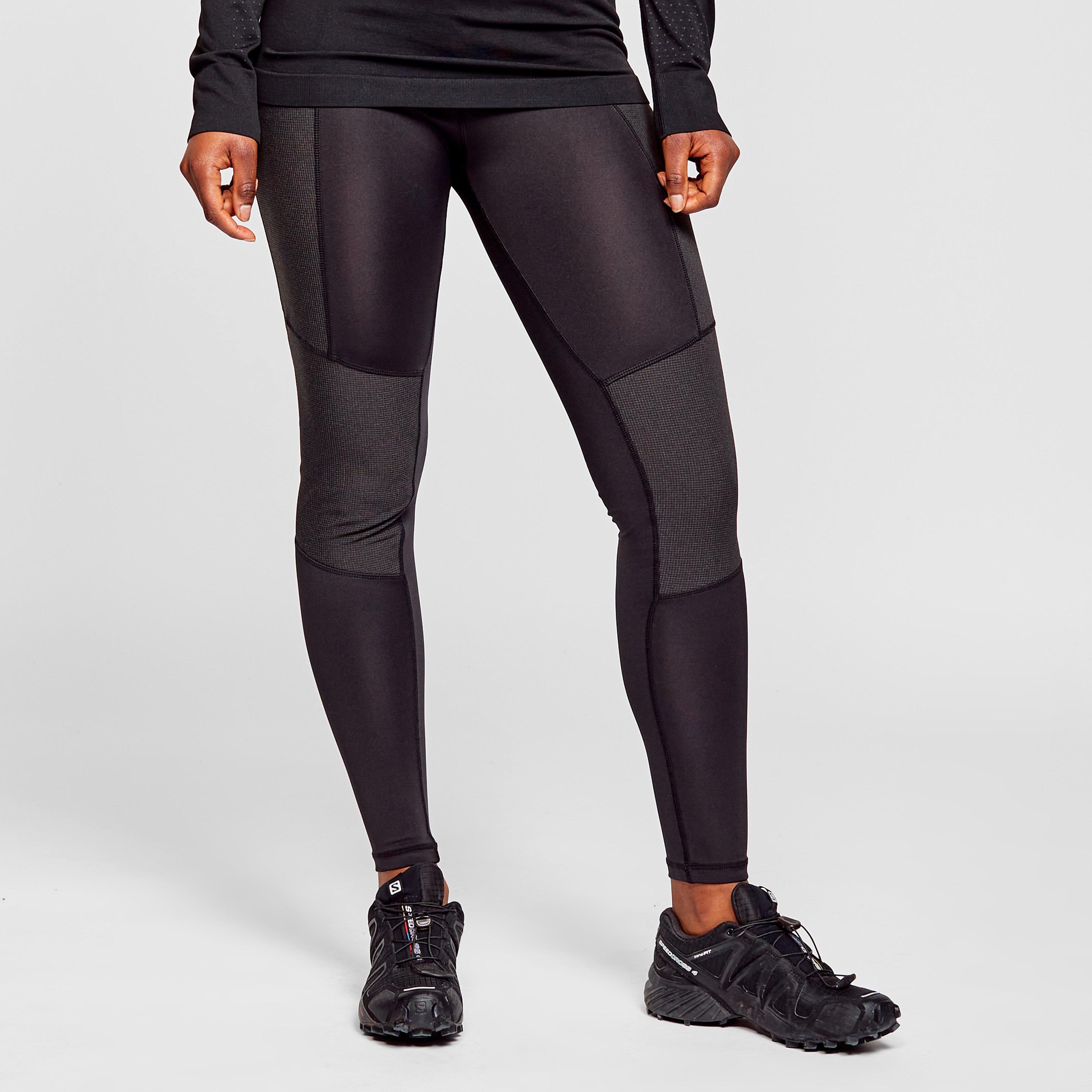 Oex Oex womens Technical Legging - Black, Black
