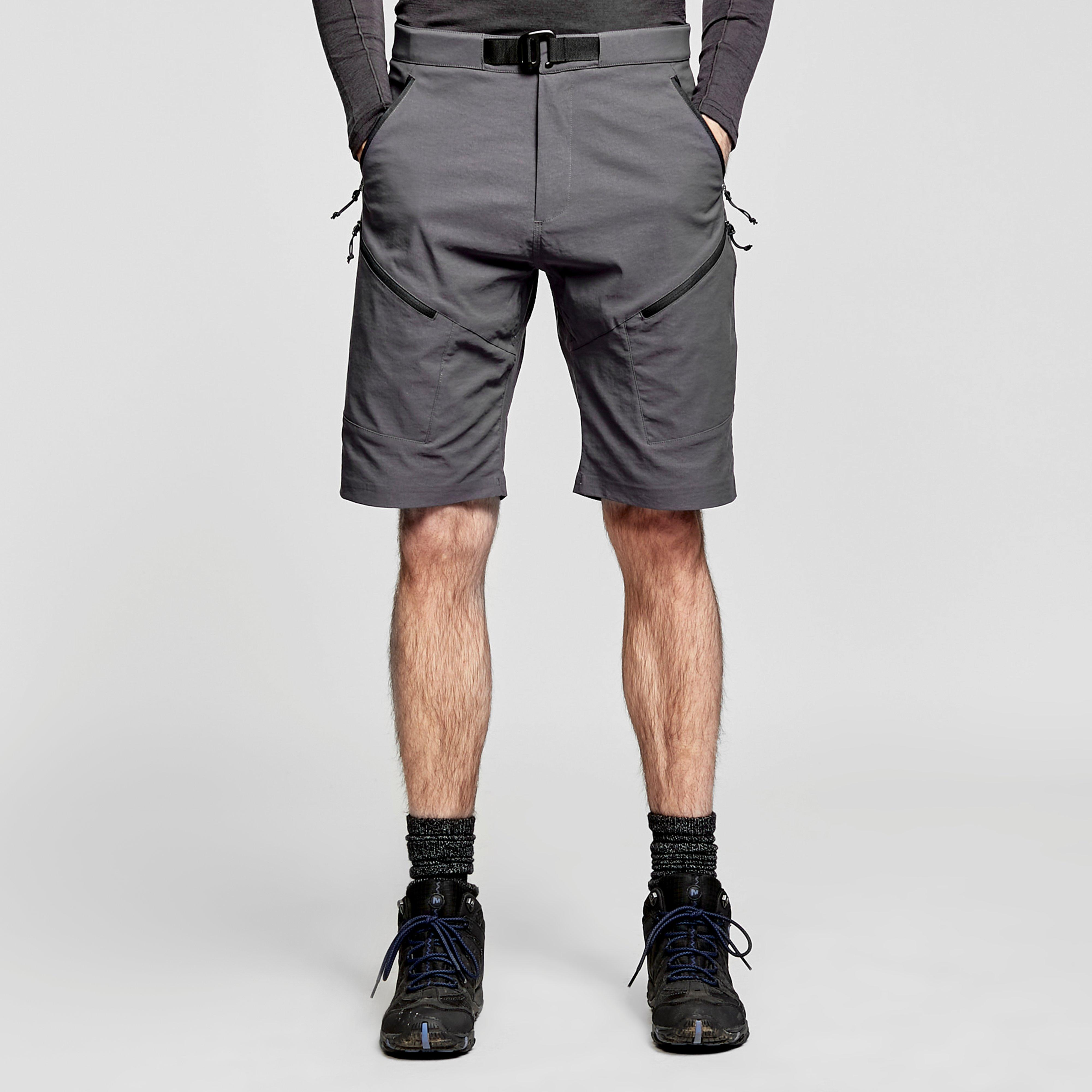 Oex Men's Brora Shorts - Grey, Grey
