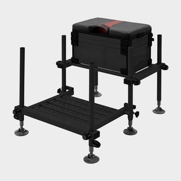Black Westlake Match Special Seat Box & Footplate