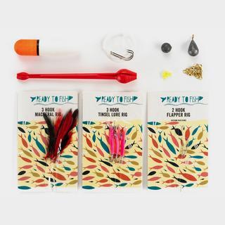 Ready To Fish Sea Fishing Kit