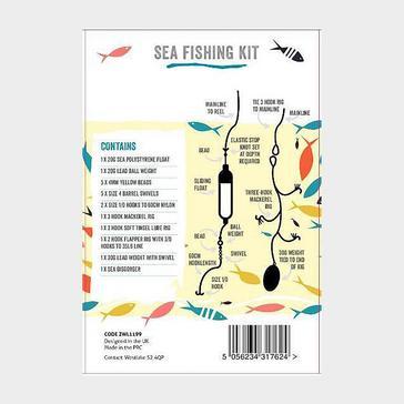MULTI Westlake Ready To Fish Sea Fishing Kit