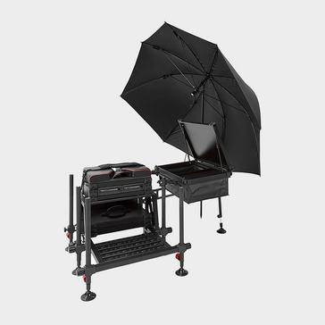 BLACK Westlake Seat Box Feeder Brolly