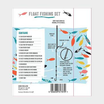 MULTI Westlake Ready To Fish Float Fishing Kit