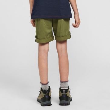 Green HI-GEAR Kids' Pembrook Shorts (ages 13-16)