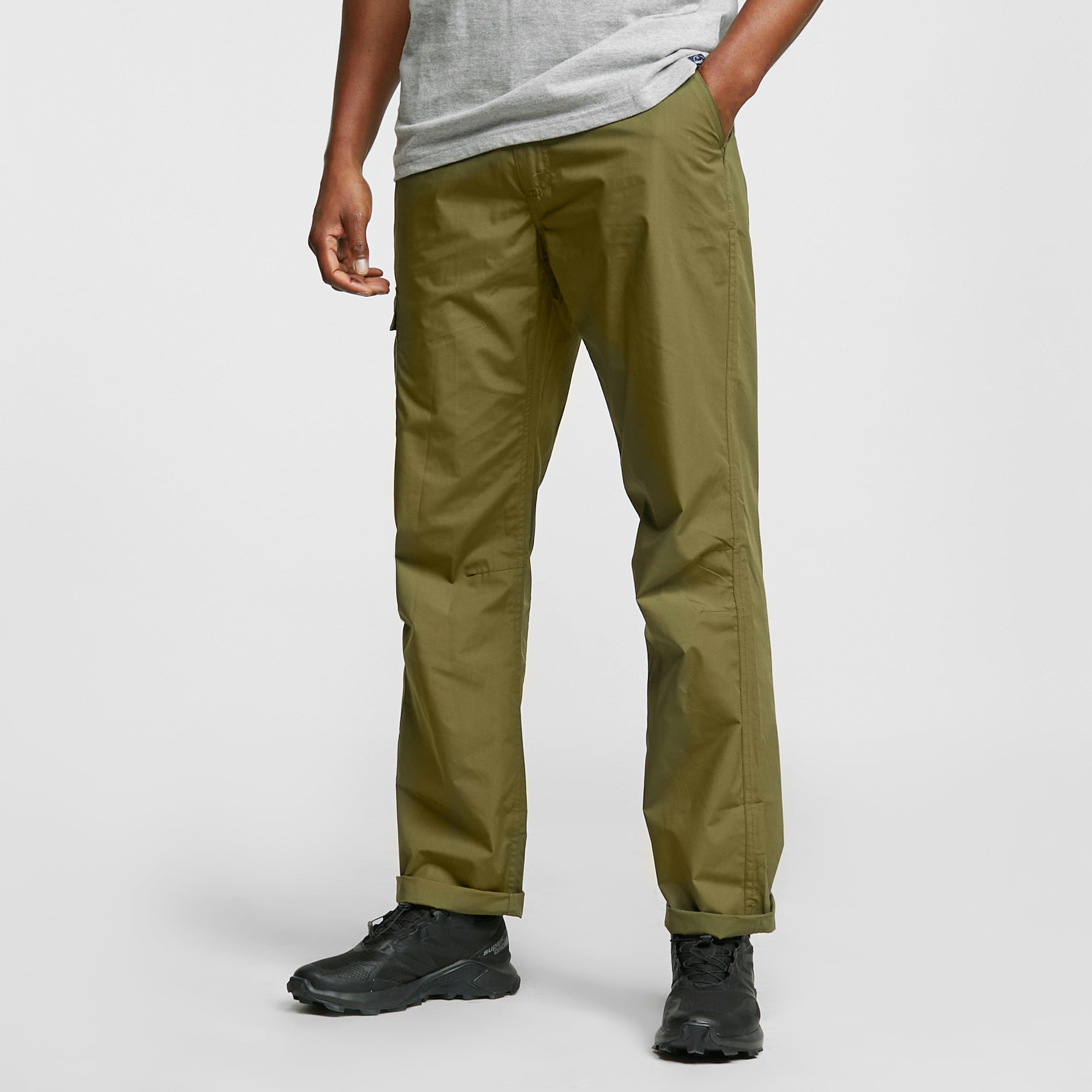 Hi-Gear Men's Nebraska Ii Walking Trousers - Khaki/Mens, Khaki