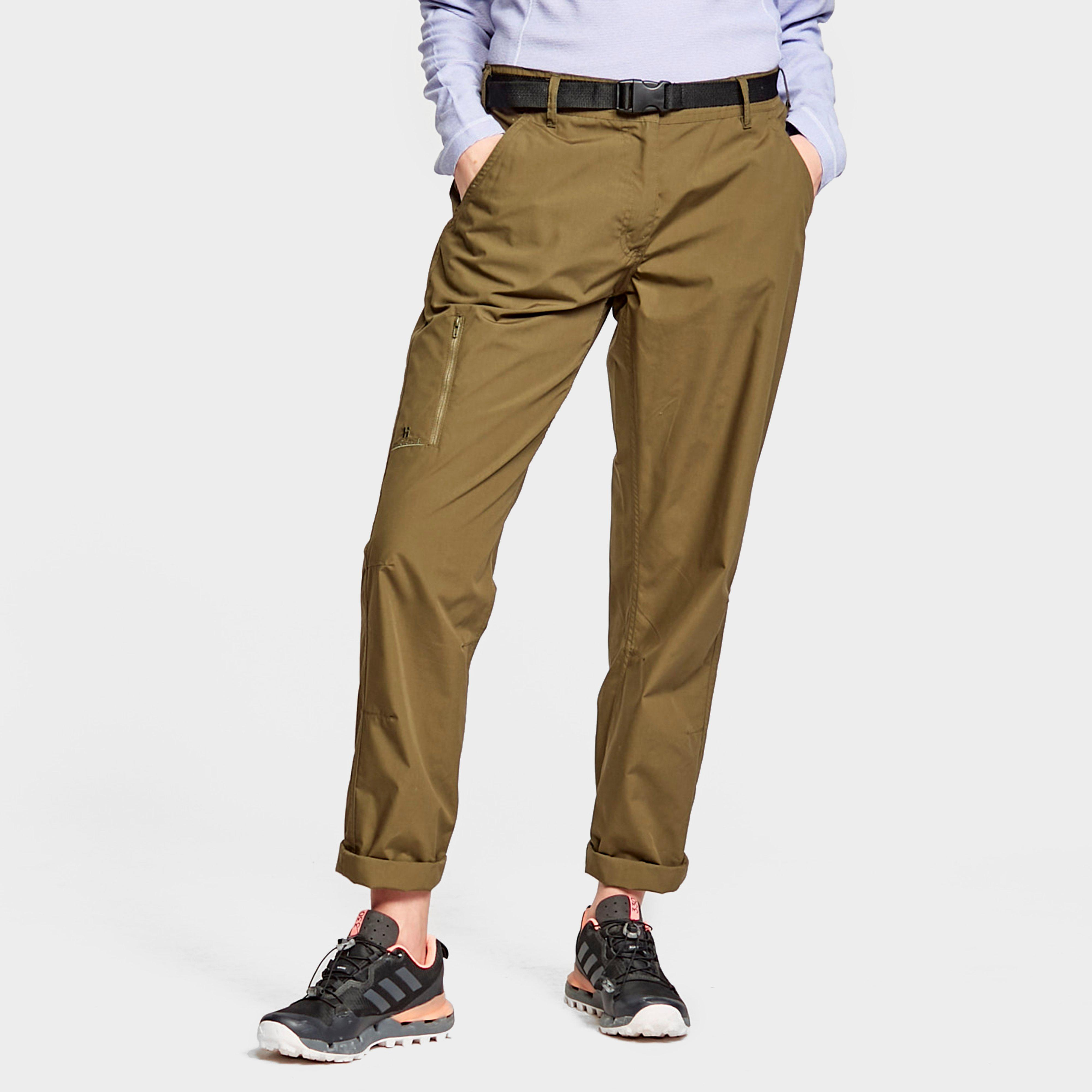 Hi-Gear Women's Nebraska Ii Walking Trousers - Khaki/Wmns, Khaki