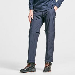 Men's Nebraska II Zip-Off Walking Trousers