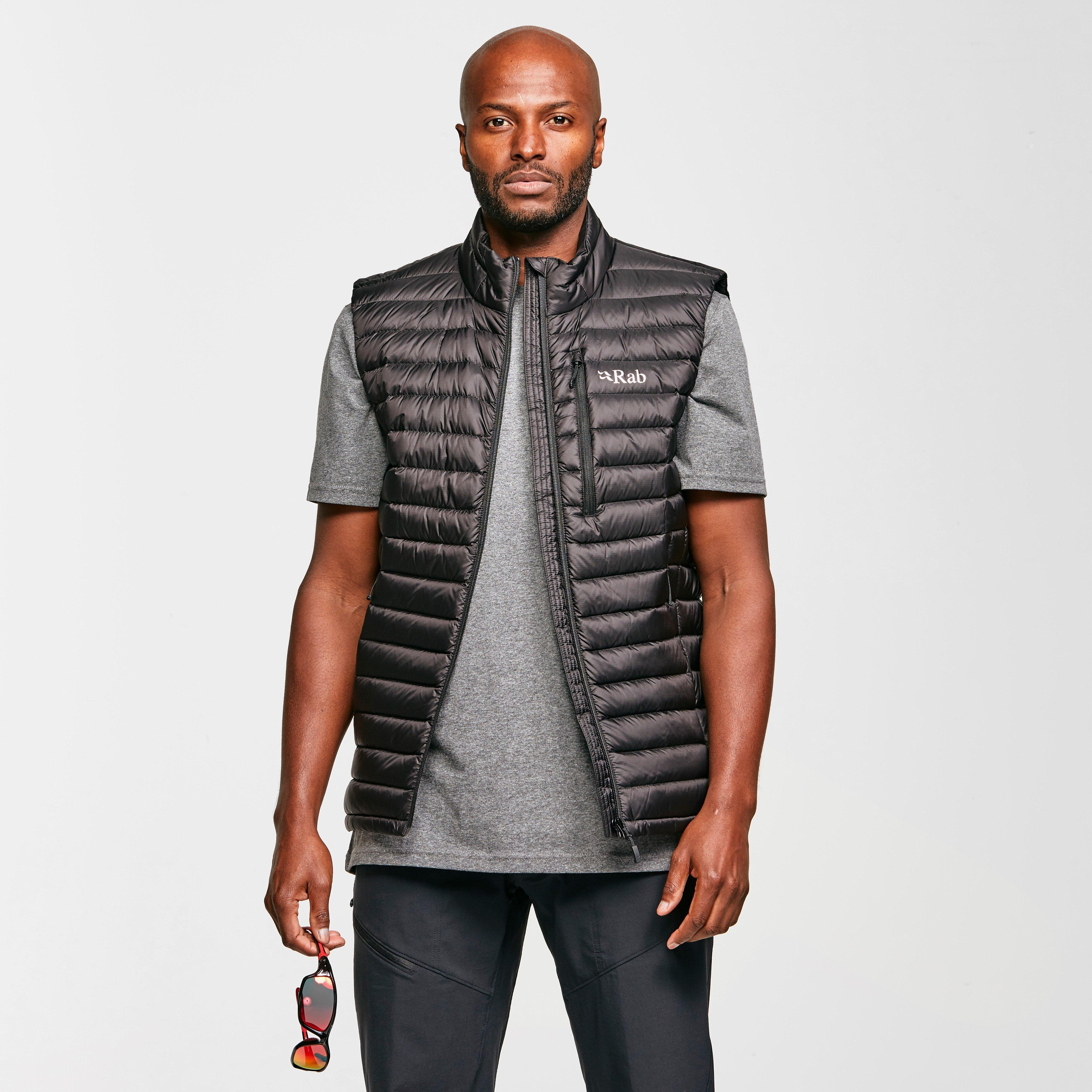 Rab Rab Mens Microlight Down Vest