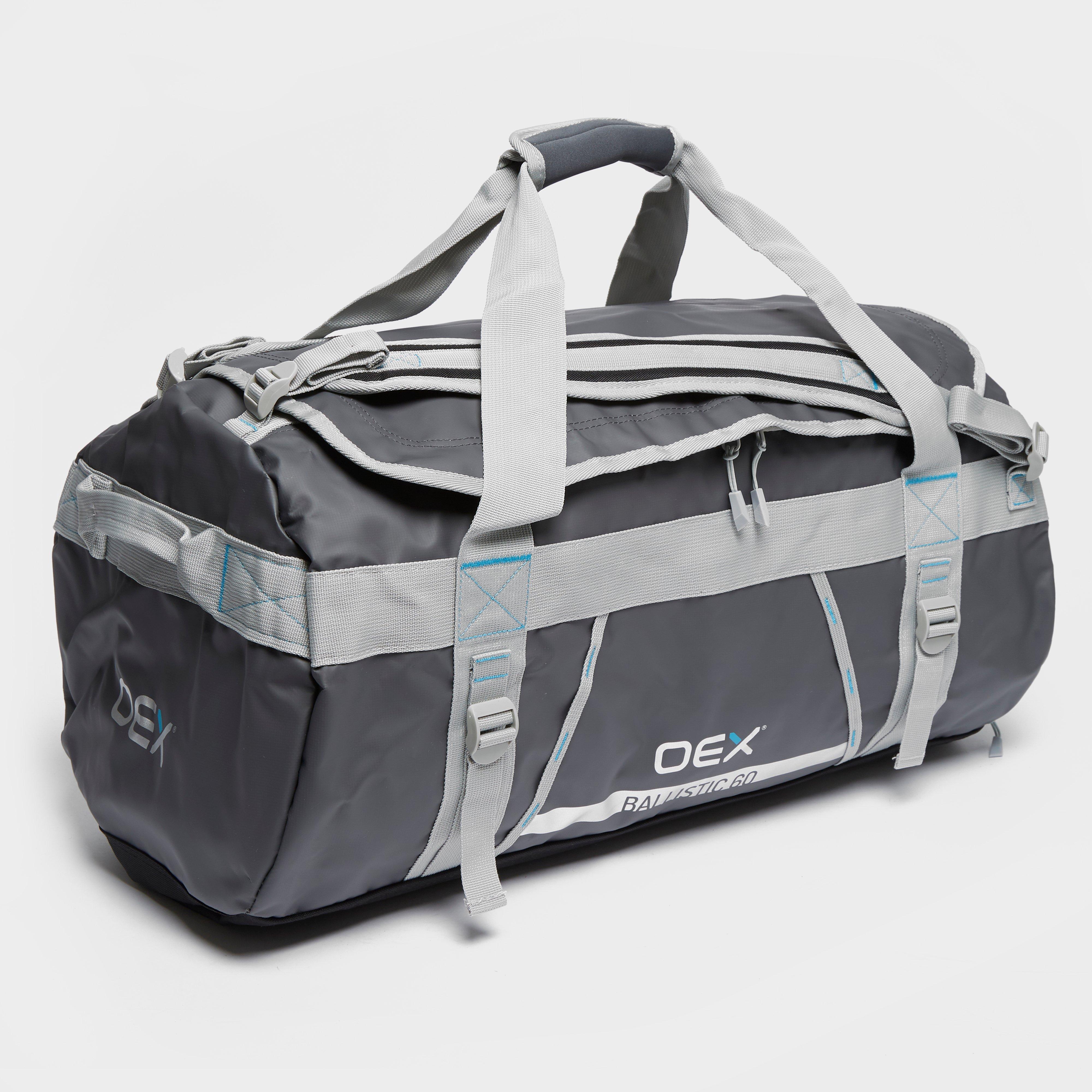 Oex Oex Ballistic 60L Cargo Bag - Grey, Grey