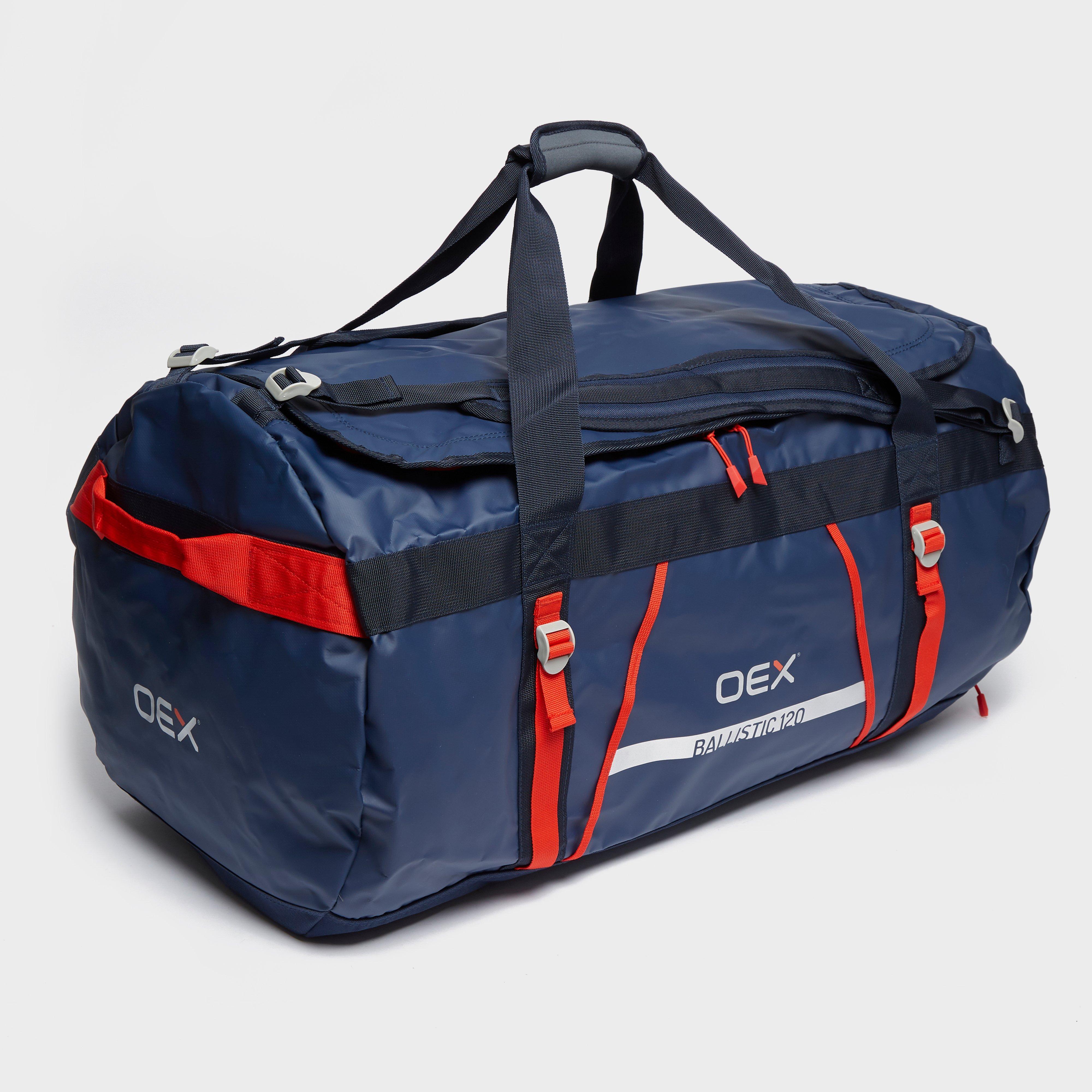 Oex Oex Ballistic 120L Cargo Bag - Blue, Blue