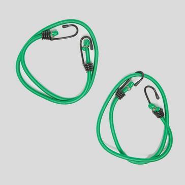 Green OEX 2 Pack Bungee Set