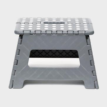 GREY HI-GEAR Folding Step
