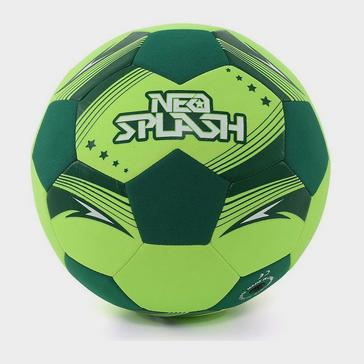 Green Handy Heroes Neoprene Football