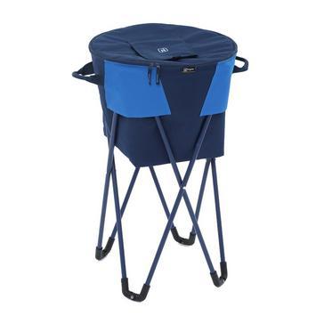 Blue HI-GEAR Cooler Stand