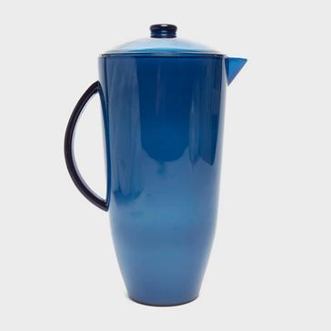 BLUE AIRGO Deluxe Plastic Pitcher