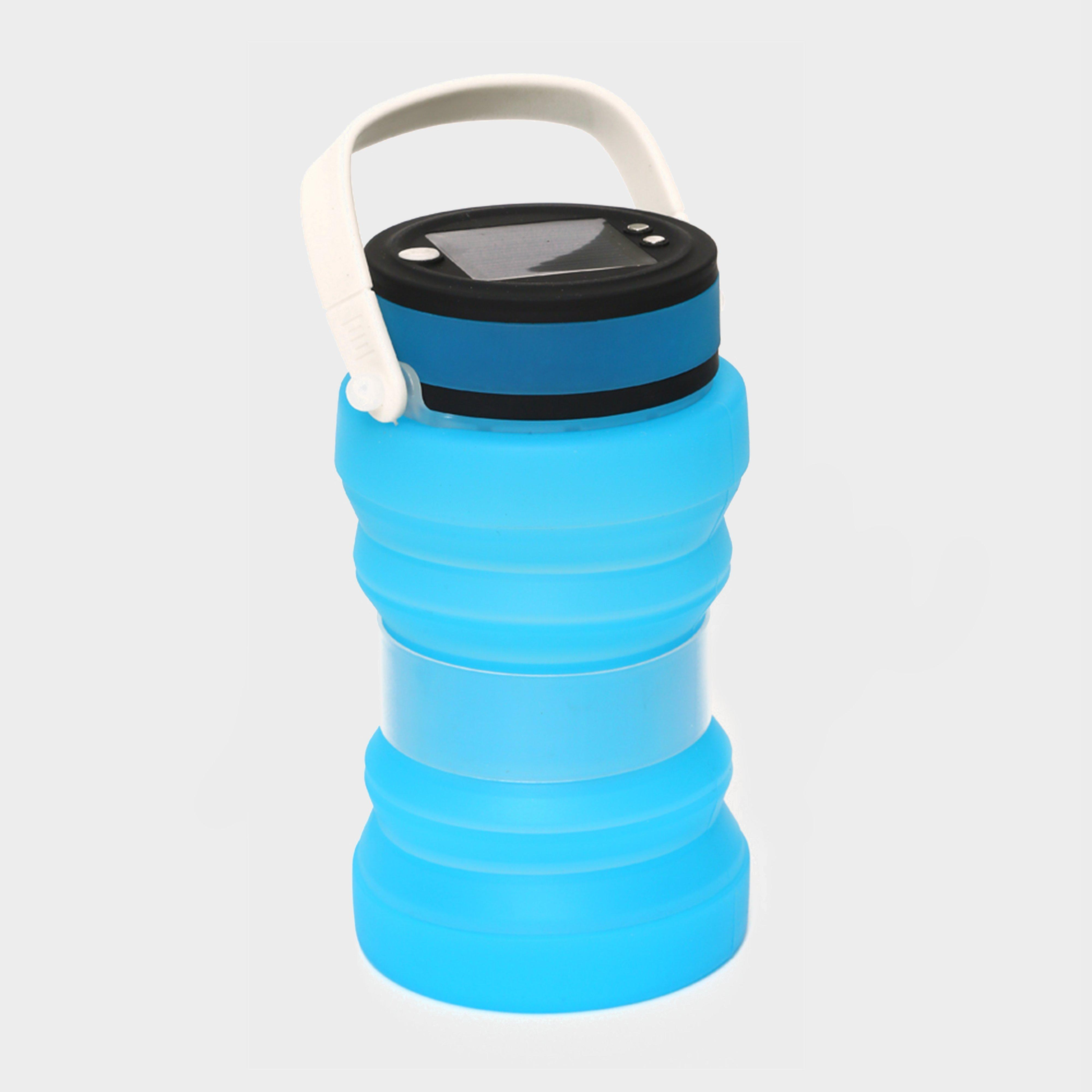 Hi-Gear Hi-Gear Collapsible Silicone Solar Lantern