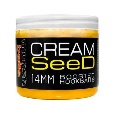 Orange Munch Cream Seed Boosted Hooker 14mm