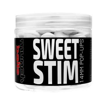 WHITE Munch Sweet Stim Pop-Ups 14mm