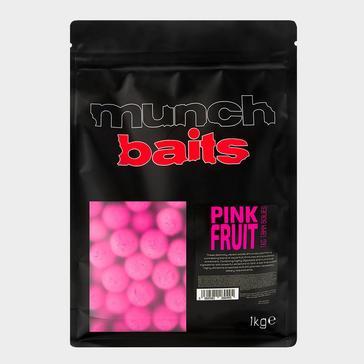 Munch Pink Fruit boilies 18mm 1kg