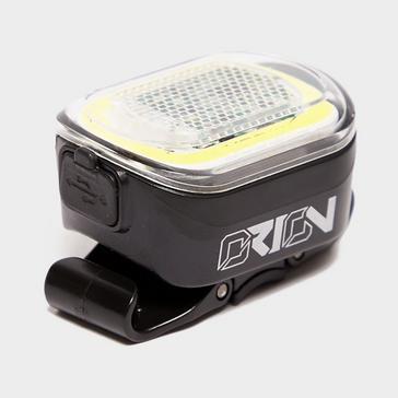 Black Moonlights Orion Front Bike Light