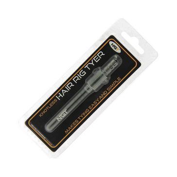 black NGT Hair Rig Tying Tool