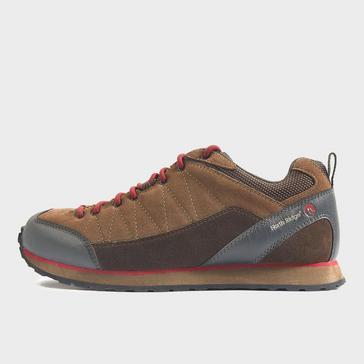 Brown North Ridge Men's Quarry Approach Shoe