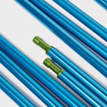 BLUE OEX Jackal III Spare Pole Set