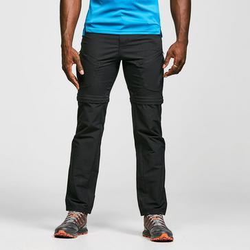 BLACK Dare 2B Men's Tuned In II Zip-Off Trousers
