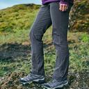 Grey|Grey Dare 2B Women's Melodic II Walking Trousers image 4