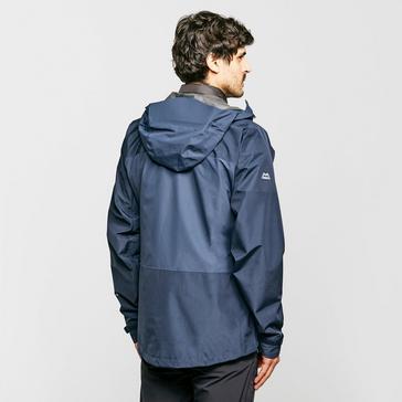 BLUE Mountain Equipment Men's Saltoro GORE-TEX Waterproof Jacket