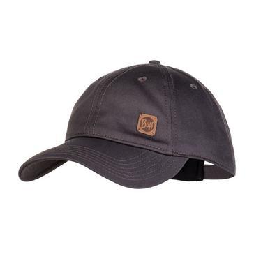 Grey BUFF Lifestyle Baseball Cap