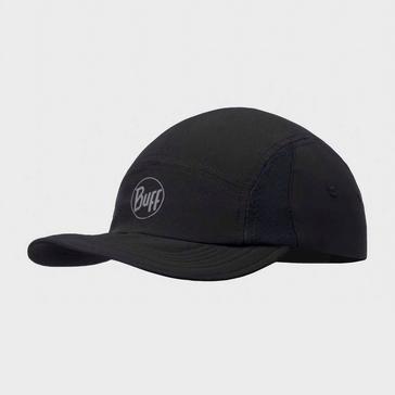 BLACK BUFF Run Cap