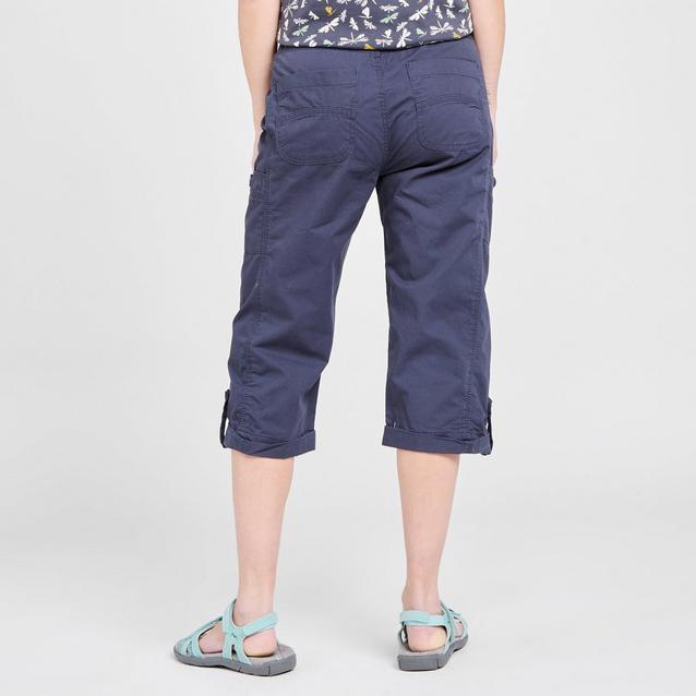 New Weird Fish Women's Salena ¾ Walking Trousers