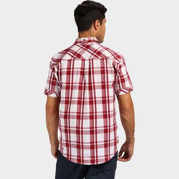 RED Regatta Men's Deakin III Short Sleeved Shirt