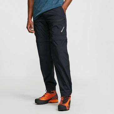 Black Montane Men's Terra Converts Walking Trousers