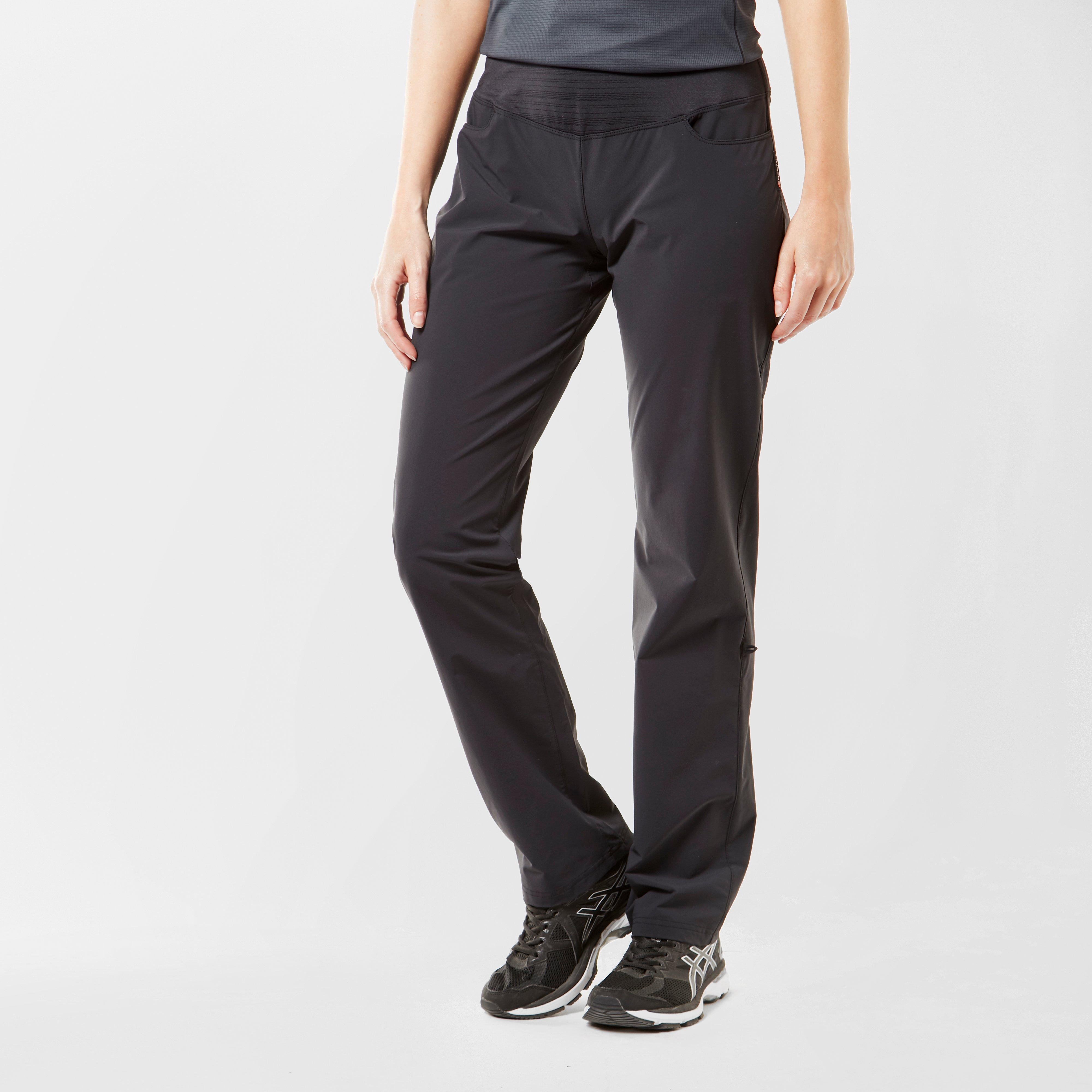 Montane Montane womens Cygnus Pants - Black, Black