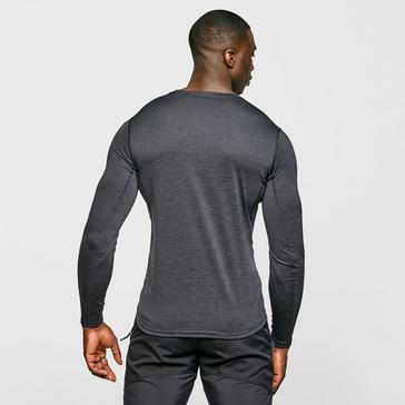 Grey Montane Men's Dart Long Sleeve T-Shirt