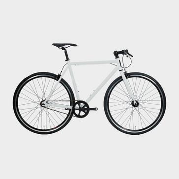 WHITE Compass Flip Flop Bike