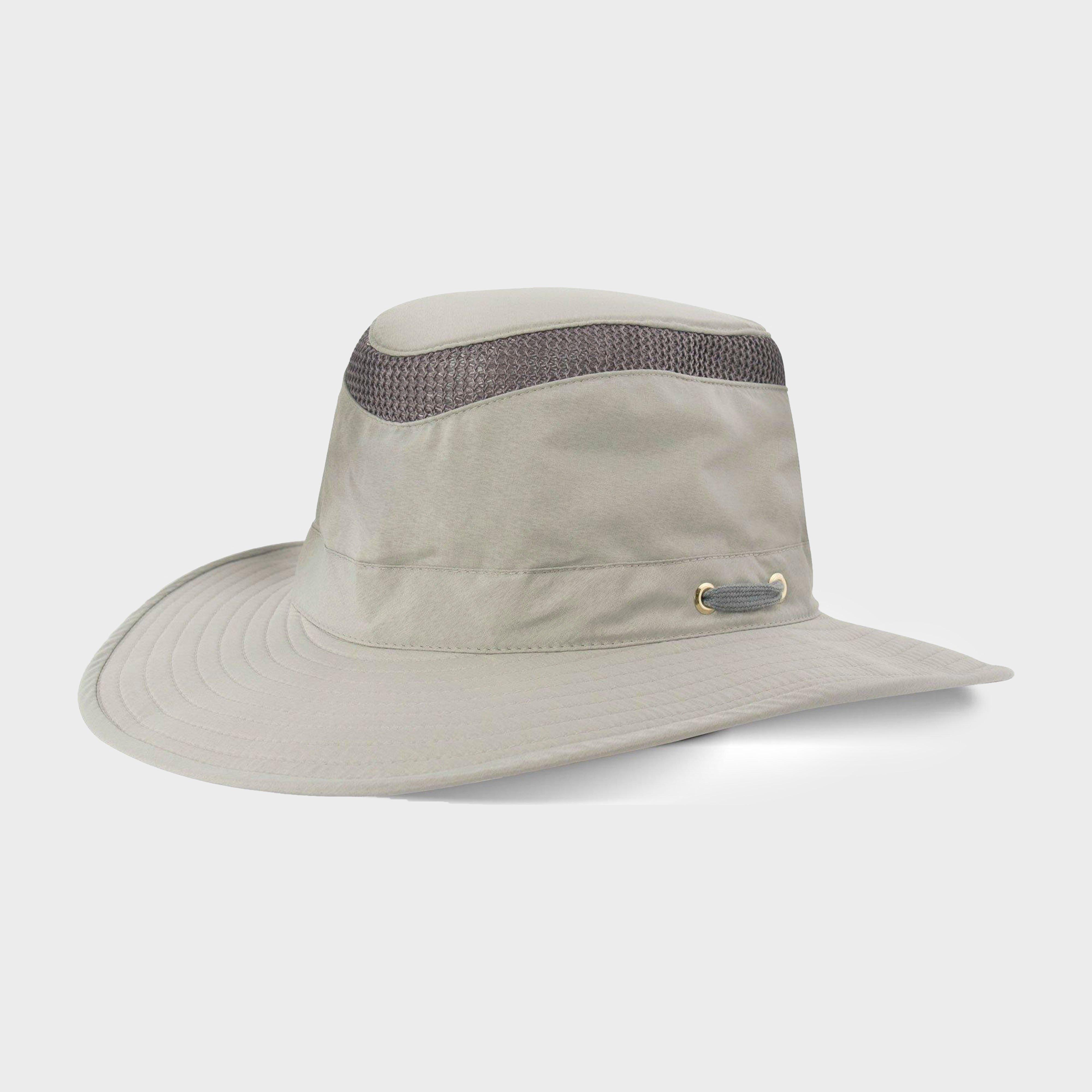Tilley Ltm6 Unisex Broad Airflo Hat - Grey/Brim, Grey