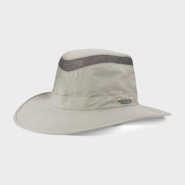 Grey Tilley LTM6 Unisex Broad Airflo Hat