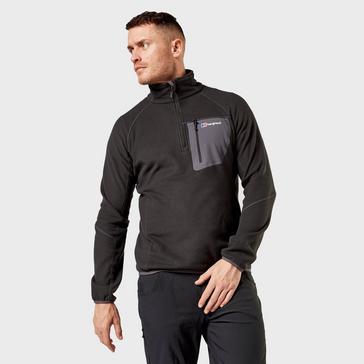 Black Berghaus Men's Kedron Fleece